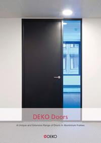 Katalog DEKO VRATA